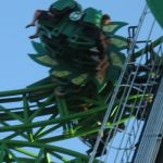 Six Flags Magic Mountain - Green Lantern - 013