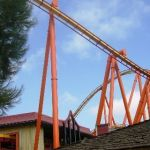 Six Flags Magic Mountain - Tatsu - 004