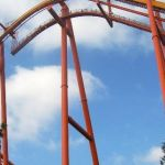 Six Flags Magic Mountain - Tatsu - 005