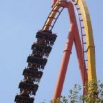Six Flags Magic Mountain - Tatsu - 024