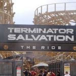 Six Flags Magic Mountain - Terminator Salvation the Ride - 001