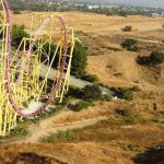 Six Flags Magic Mountain - X - 007