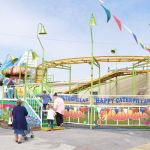 Southport Pleasureland - Happy Caterpillar - 005