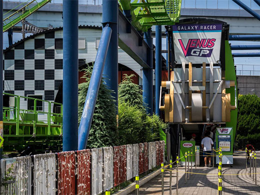 Venus GP @ Space World